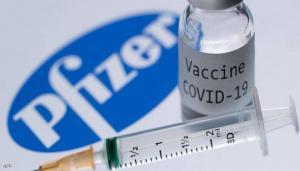 """عبيدات : """"فايزر"""" سينقطع وأعراض على متلقي اللقاح"""