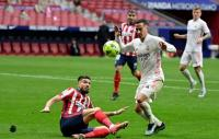 ديربي مدريد ينتهي على وقع تعادل