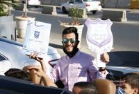جامعة عمان الاهلية تحتفل بطلبة الثانوية العامة (صور)
