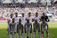 تشكيلة المنتخب الوطني لبطولة الصداقة في العراق