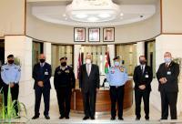 مذكرة تفاهم بين جامعة الشرق الأوسط وجهاز الأمن العام