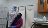 وفاة و 96 إصابة جديدة بكورونا في غزة
