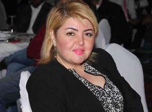 مها أحمد بالشارب (صور)