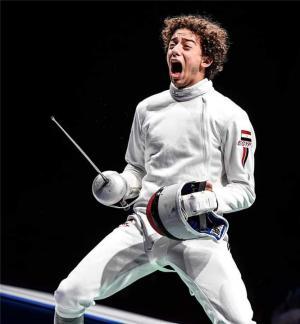 محمد السيد يهدي ثالث ميدالية لمصر في أولمبياد طوكيو