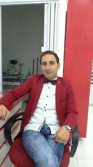 تخرج الصيدلاني محمد البطوش