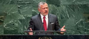 الملك : لا يمكننا التخلي عن أحد والأردن يقوم بدوره