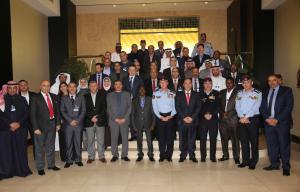 افتتاح فعاليات الاجتماع الدولي لخبراء اجهزة مكافحة المخدرات