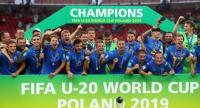 أوكرانيا تفوز بكأس العالم تحت الـ 20