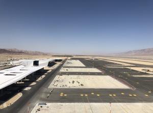 """مطار """"رامون"""" الصهيوني قرب الأردن لن يعمل حاليا"""