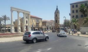 فضيحة جديدة  ..  البطريركية الأرثوذكسية تبيع ميدان الساعة في يافا