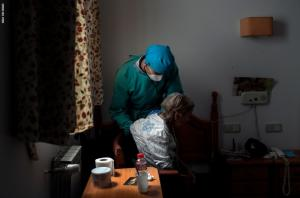 الأوبئة: كبار السن قد ينقلون كورونا لشهر