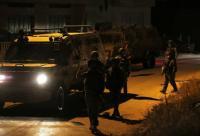 الاحتلال ينفذ حملة اعتقالات في الضفة الغربية