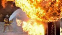 إصابة 6 أشخاص في انفجار بمحطة وقود في روسيا