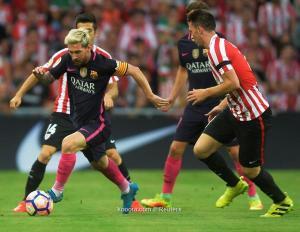 برشلونة ينتزع فوزا ثمينا من أنياب أتلتيك بيلباو