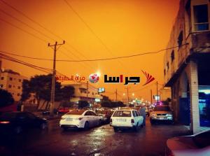 امطار الخير تعم محافظات المملكة (فيديو وصور)