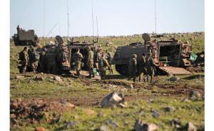 """لليوم الثاني ..  """"إسرائيل"""" تقصف مواقع سورية في القنيطرة"""