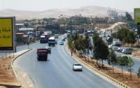 تحويلات جديدة على اوتستراد عمان - الزرقاء