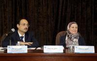 """الدكتورة نصيرات من """"عمان الأهلية"""" تشارك في فعالية بنقابة المهندسين"""