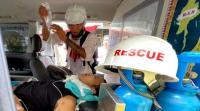 إطلاق النار على المتظاهرين ضد الانقلاب العسكري في ميانمار