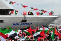"""بيراوي: """"اسرائيل"""" تستهدف الناشطين بكسر الحصار عن غزة"""