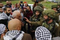 إصابة 56 فلسطينيا بقمع الإحتلال مسيرة ضد صفقة القرن بالأغوار
