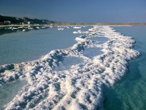 تقرير: البحر الميت يقترب من النهاية