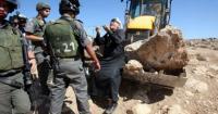 الاحتلال يستولي على اراضٍ بالضفة لإقامة مقبرة للمستوطنين
