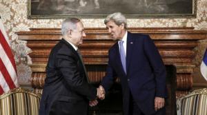 """كيري: """"اسرائيل"""" تلتهم الضفة الغربية ببطء"""