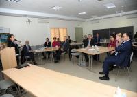 ورشة عمل حول الحوار بين أصحاب العمل   بالألمانية الأردنية