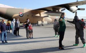 إجلاء 37 أردنيا من لبنان إلى الأردن