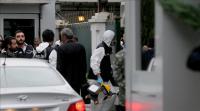 فريق التحقيق التركي يدخل مقر اقامة القنصل السعودي