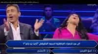 ناصر القصبي وسمية الخشاب يفوزان بالجائزة الكبرى