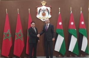 توقيع اتفاقيات عسكرية واقتصادية بين الأردن والمغرب
