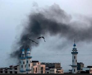 22 شهيدا بخمسين غارة صهيونية على غزة