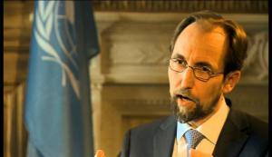 المفوض السامي للأمم المتحدة يستنكر إجراءات الاحتلال بحق الأسرى
