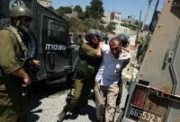 الإحتلال يعتقل 9 فلسطينيين