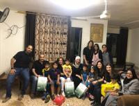 الشركة الأهلية تزور قرى SOS ضمن حملتها في شهر رمضان