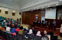 """ندوة مستقبل المكتبات الجامعية في """"عمان الاهلية"""""""