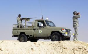 مقتل جندي سعودي بانفجار لغم عند الحدود اليمنية