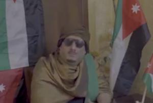 """القذافي ينصح الأردنيين بخصوص الكورونا """"فيديو"""""""