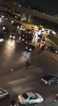 مشاجرة مسلحة في حي نزال