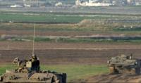 الاحتلال يستهدف المزارعين على حدود غزة