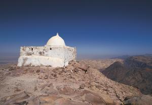 أبو محفوظ يطالب بحماية مسجد النبي هارون