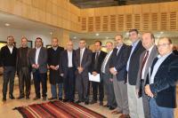 """""""الزرقاء"""" تشاركبالاجتماع التشاوري حول إنشاء فهرس وطني أردني"""
