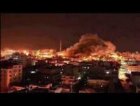 طائرات الإحتلال تقصف موقعا للمقاومة جنوبي غزة