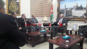 """عربيات : سنلغي اتفاقية """" أرض الطاهات """" إذا لزم الأمر (صور)"""