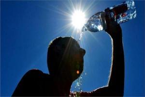 طقس حار وتحذير من التعرض لاشعة الشمس