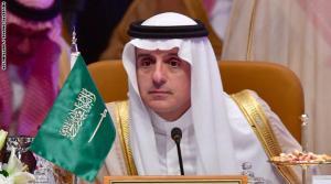 الجبير : يجب أن تدفع قطر ثمن التواجد الامريكي بسوريا