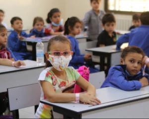 ارتفاع اصابات الطلبة والمعلمين ..  واغلاق 24 مدرسة جديدة