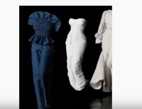 مصممة تقدم تصوراً لعروض الأزياء في ظل كورونا (فيديو)